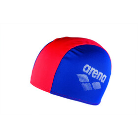 arena Polyester II Cap Kids royal red